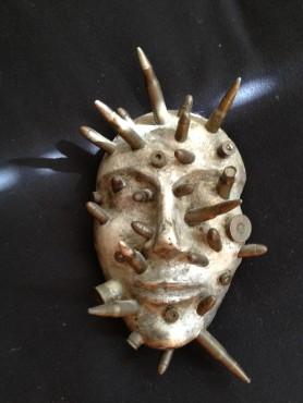 Mask by B. Brecht