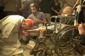 Humility of a Servant