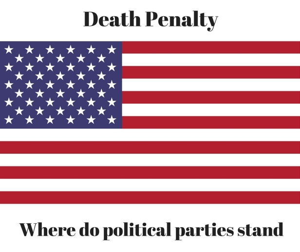 Death Penalty in Political Platforms